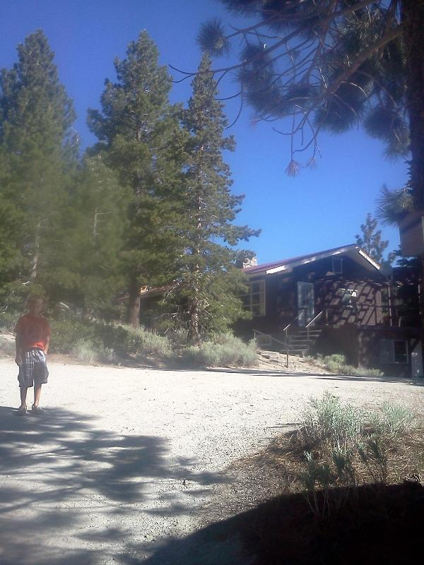 View of Home from Road - Reno-Lake Tahoe Mt Rose Rustic Mountain Home - Reno - rentals
