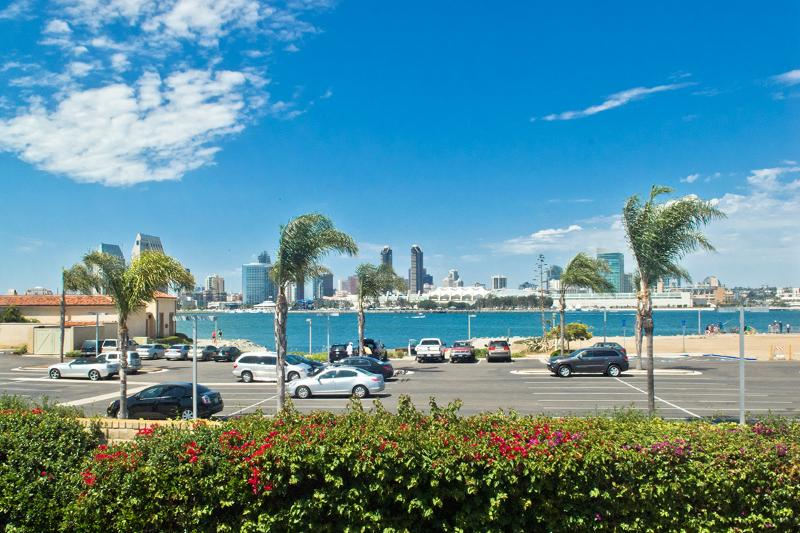 City and bay views from Townhome - Coronado, Views on the Bay!  3 month minimum stay. - Coronado - rentals