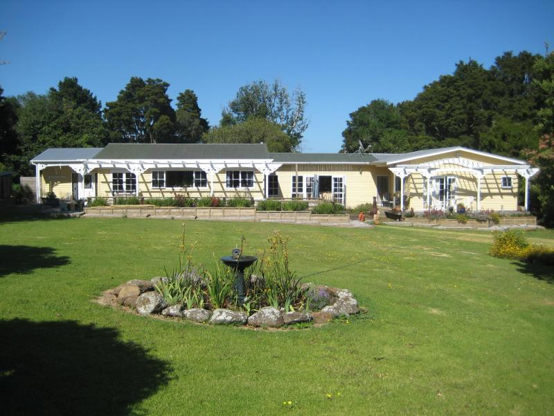 View of front of house - Keriwin House - Kerikeri - rentals