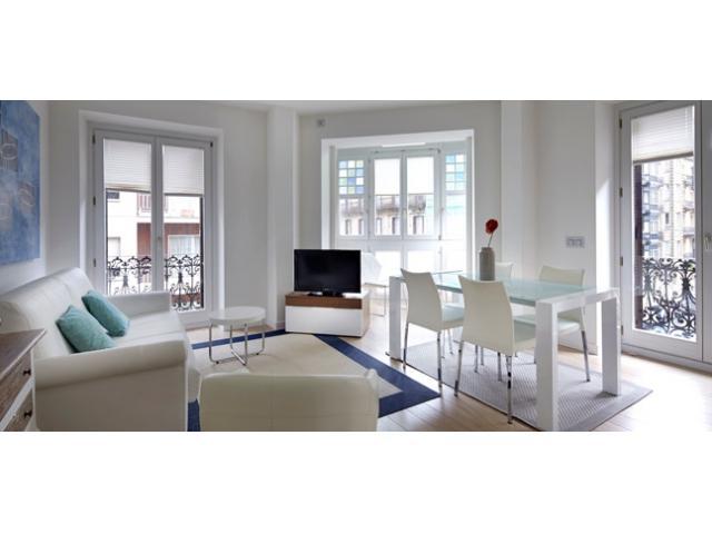 Easo Suite 2B | Luxury apartment in the city centre. - Image 1 - San Sebastian - Donostia - rentals