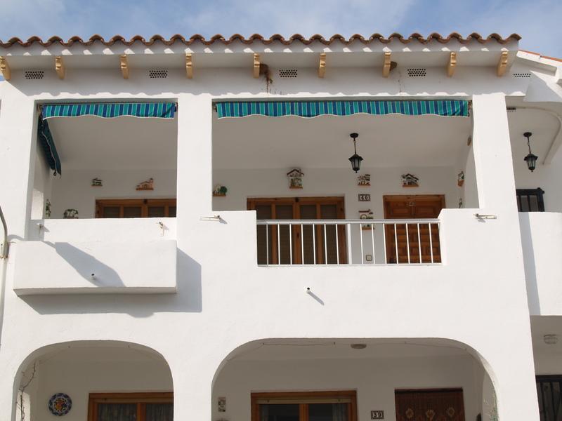 Fachada - Apartment for 8 to 50 m. beach - Alcossebre - rentals