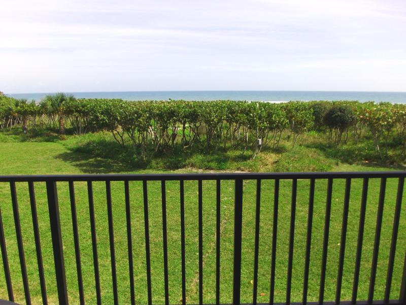 Direct oceanfront view from private balcony - Direct Oceanfront - Newly Renovated - Must See! - Cape Canaveral - rentals