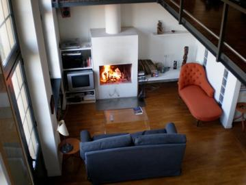 Loft old wollen factory Navigli WIFI - Image 1 - Italy - rentals