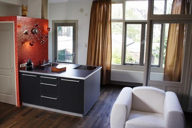 Short Stay Apartment Dependance Rotterdam - Image 1 - Rotterdam - rentals