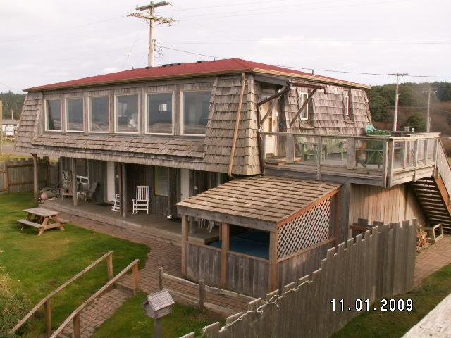 Beach House from the Ocean Side - Moclips Beach House - Moclips - rentals