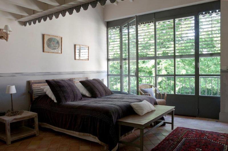 Chambre double / Suite - Les Hautes Bruyères - Suite L'Orangerie - Ecully - rentals
