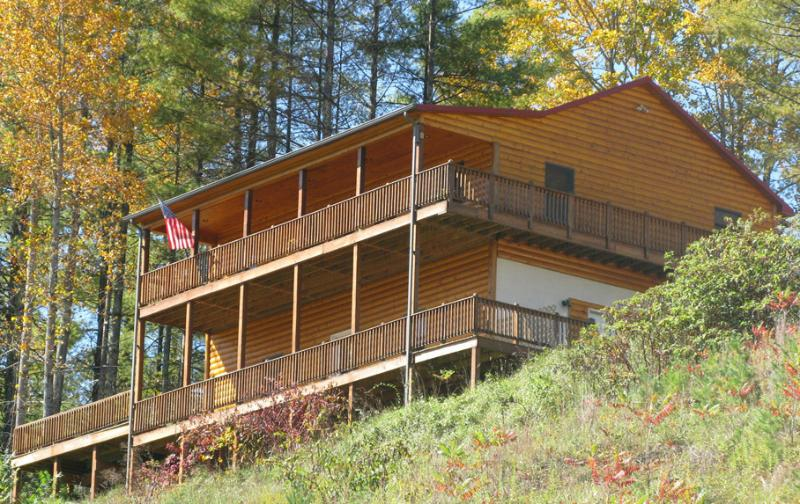 Jacks Creek Cabin - Jacks Creek Cabin Rental Burnsville NC - Burnsville - rentals