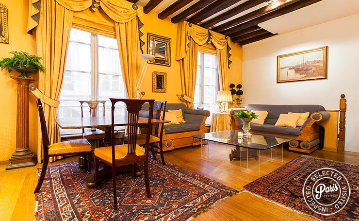 Saint Germain Nest - Image 1 - Paris - rentals