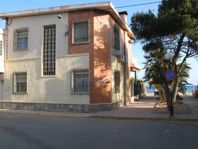House from the back - Beach House Spain - Murcia - rentals