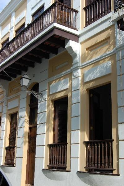 Exterior view of apartment - Old San Juan - The Real Experience - San Juan - rentals