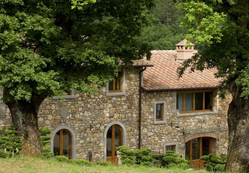 agriturismo Casa Luna in Spring - Agriturismo Casa Luna - Poppi - rentals