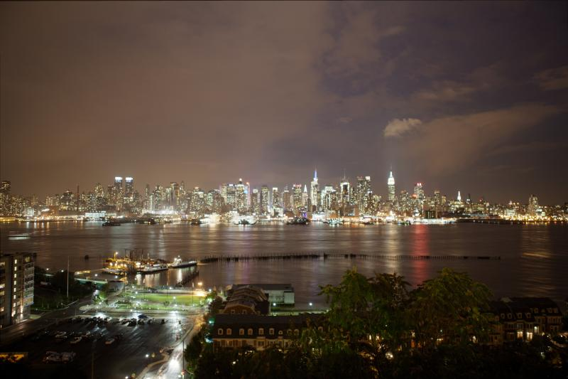 NYC Apartment from $157/n,10Min Away -Times Square - Image 1 - Weehawken - rentals