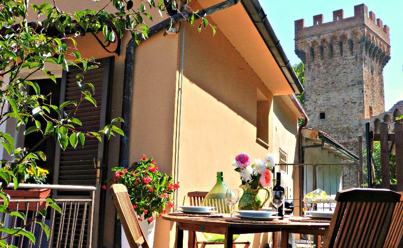 Stylish home between two towers - Authentic Tuscany - Charming  - Casa Due Torri - Pisa - rentals
