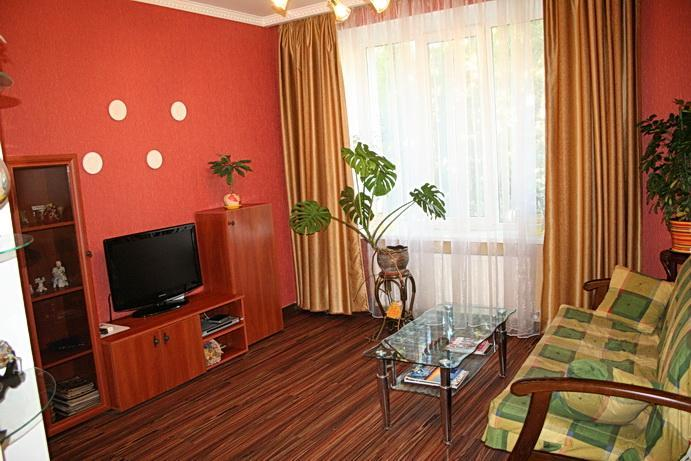 living room - One-bedroom apartment in the centre of Odessa / ne - Odessa - rentals