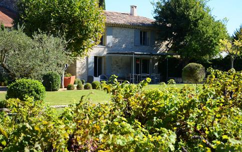 House from the vines - La Jaume Gorgeous 4 Bedroom Villa with Heated Pool - Menerbes - rentals