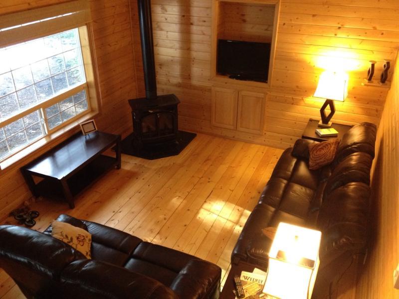 Welcome Road Cabin - 2BR + Loft! - Image 1 - Glacier - rentals