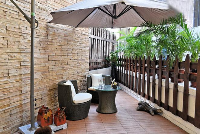 Newly Asian resort style apartment in Wan Chai - Image 1 - Hong Kong - rentals