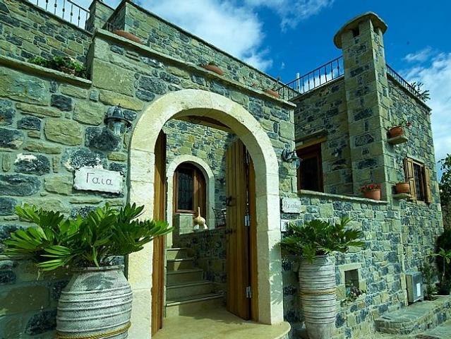 Diktynna Traditional Villas-Gaia - Image 1 - Ierapetra - rentals