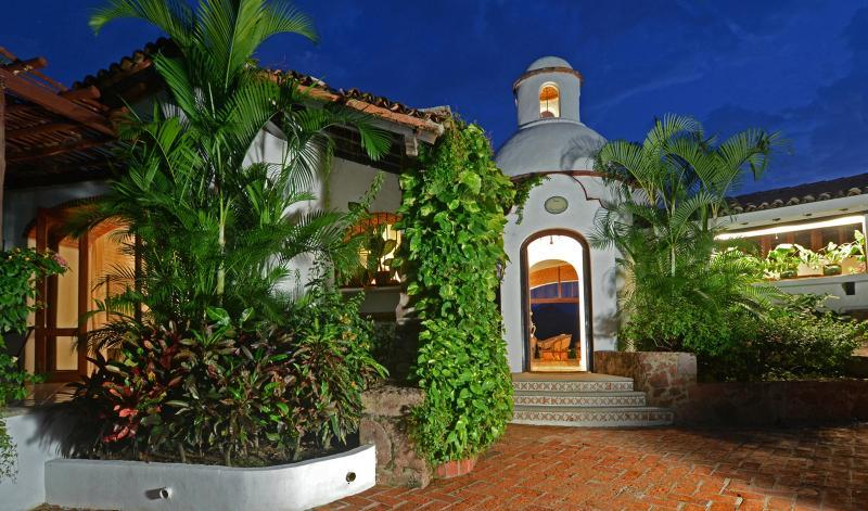 Front Entrance - Casa Sueno Tropical - Puerto Vallarta - rentals