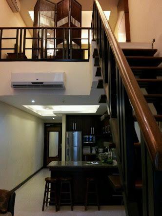 LED lights - 1BD 2B JOYA @ Rockwell-fully furnished w/ washer/D - Makati - rentals