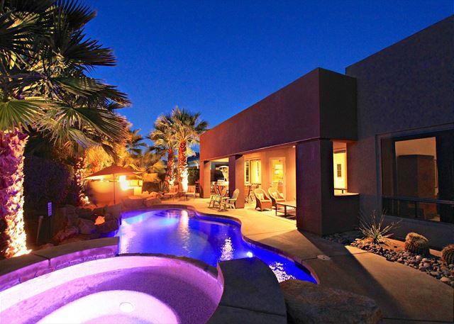 'Avalon' Misters, Pool, Spa, Firepit & Fun! - Image 1 - La Quinta - rentals
