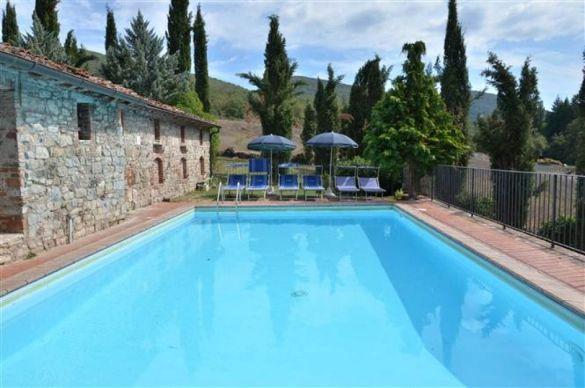 Villa Mulino 11 - Image 1 - Castellina In Chianti - rentals