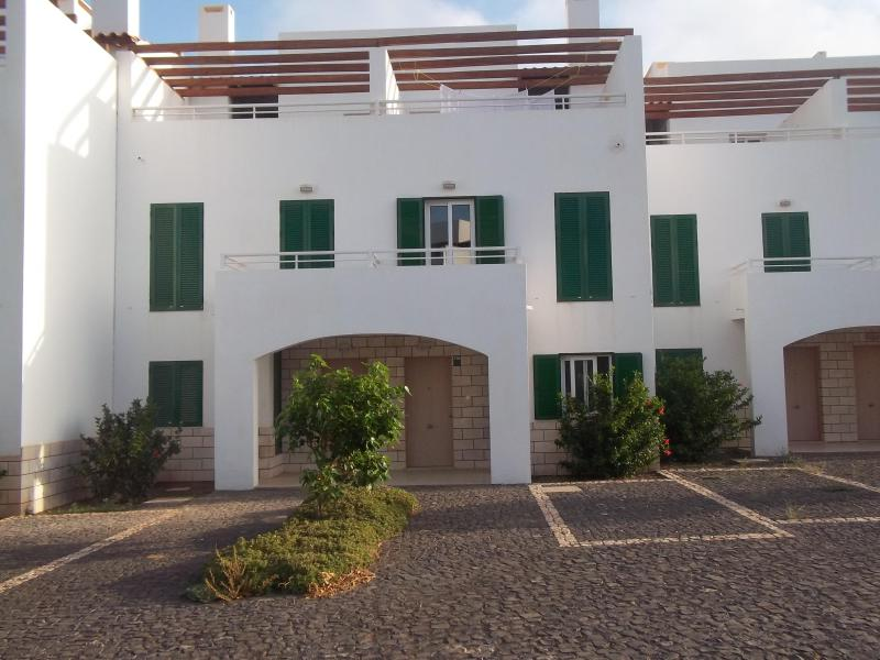 Front view of Townhouse - Townhouse T39 - Santa Maria - rentals