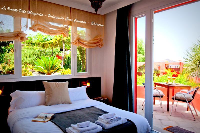 La Vedette Villa Margarita Gran Canaria - Bedroom - La Vedette Villa Margarita - Valsequillo - Valsequillo - rentals