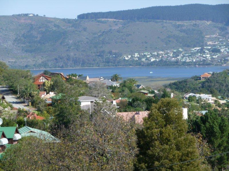 view from the living room and balcony - Happy Hill - Knysna - rentals