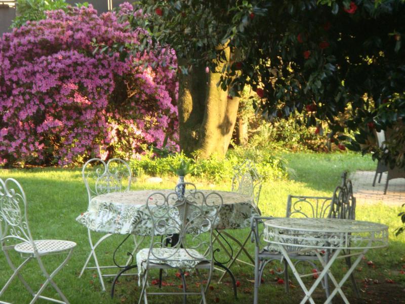 Garden - VILLA CARDANO - Maccagno - rentals