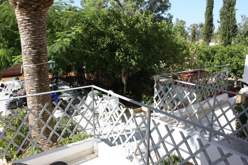 Balcony - Veggie Garden B&B (Twin/Single) - Athens - rentals