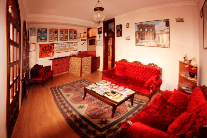 Reception - Ephesus Boomerang Guesthouse , Ephesus , Turkey - Selcuk - rentals