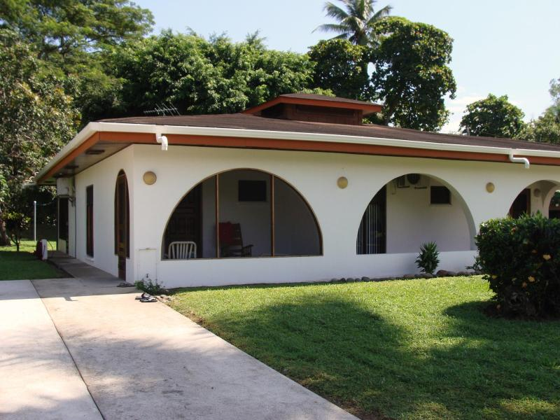 The building Is A Duplex With This Villa Being On The Left - Simple Luxury & Affordable Price! Playa Palo Seco - Parrita - rentals