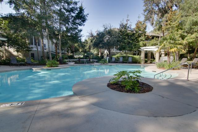 Pool - Bella Villa - Hilton Head - rentals
