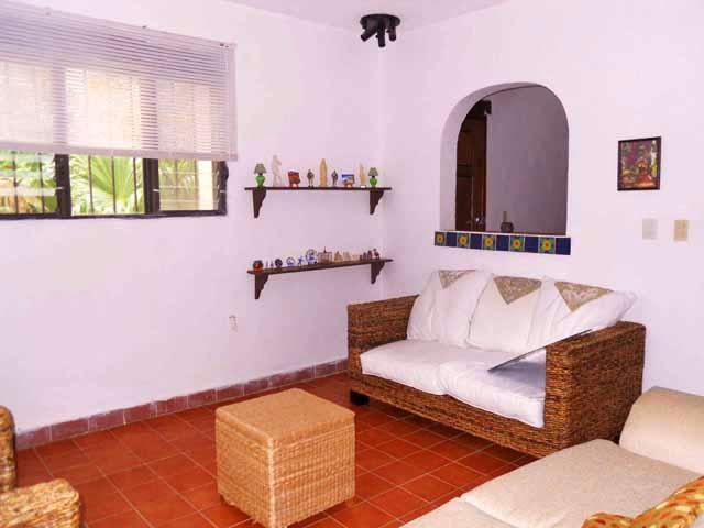 Living - Los Caracoles B&B -  Affordable, nice and cozy - Cancun - rentals