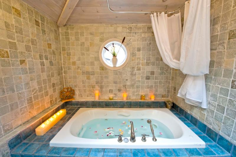 Mandala Suite: Whirlpool Bath for 2 - Mandala Suite at Woodstock Holistic B&B - Woodstock - rentals