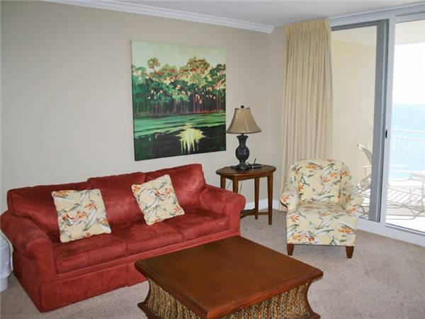 Emerald Beach Resort 1034 - Image 1 - Panama City Beach - rentals