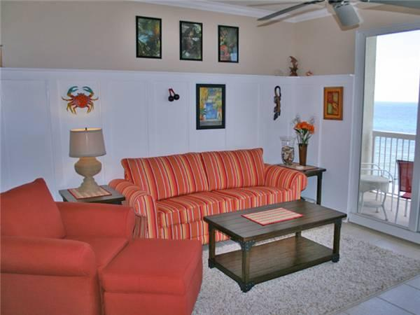 Seychelles Beach Resort 0504 - Image 1 - Panama City Beach - rentals