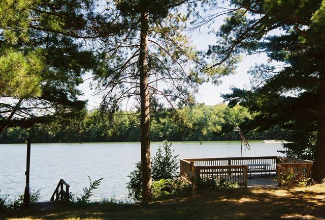 The View.. - Lemens Lodge on Long Lake - ALL YEAR ROUND - Sarona - rentals