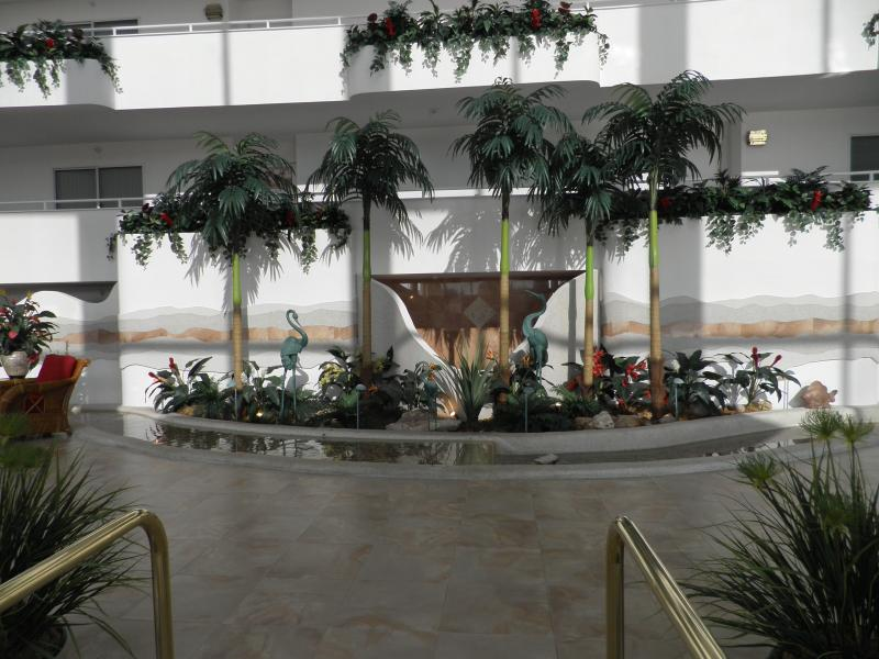 Beautiful from your first step into the Atrium - Magnificant Daytona - Daytona Beach - rentals