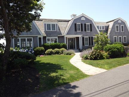 View of House from Road - Chatham Cape Cod Waterfront Vacation Rental (2683) - Chatham - rentals