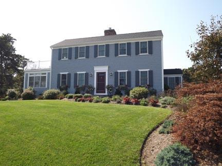 Front Yard - South Chatham Cape Cod Vacation Rental (3991) - Chatham - rentals
