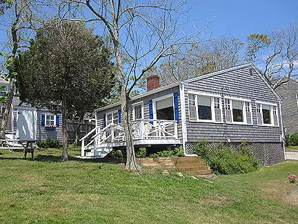 Front - South Chatham Cape Cod Vacation Rental (4643) - Chatham - rentals