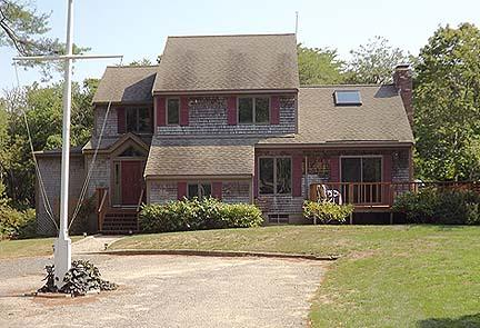 Front of House - Chatham  Cape Cod Vacation Rental (5438) - Chatham - rentals