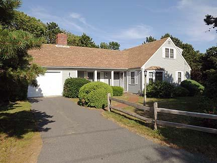 Front - South Chatham Cape Cod Vacation Rental (6354) - Chatham - rentals