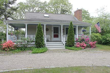 Front of Main House - South Chatham Cape Cod Vacation Rental (6495) - Chatham - rentals
