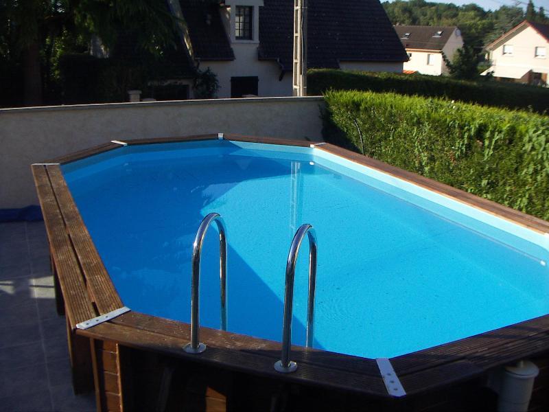 4 bedroom house Nr Disneyland Paris - Outdoor pool - Image 1 - Marne-la-Vallée - rentals