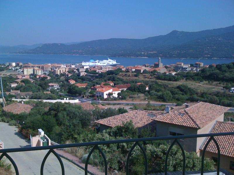 Propriano - Standing Flat With Panoramic Sea View - Image 1 - Propriano - rentals