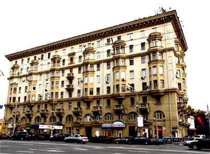 Kremlin Suite  Apartment - Image 1 - Moscow - rentals