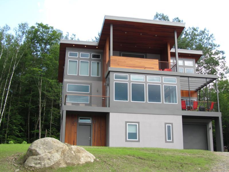 Leisure House - Soho Meets the Adirondacks- Modern Home - Brant Lake - rentals